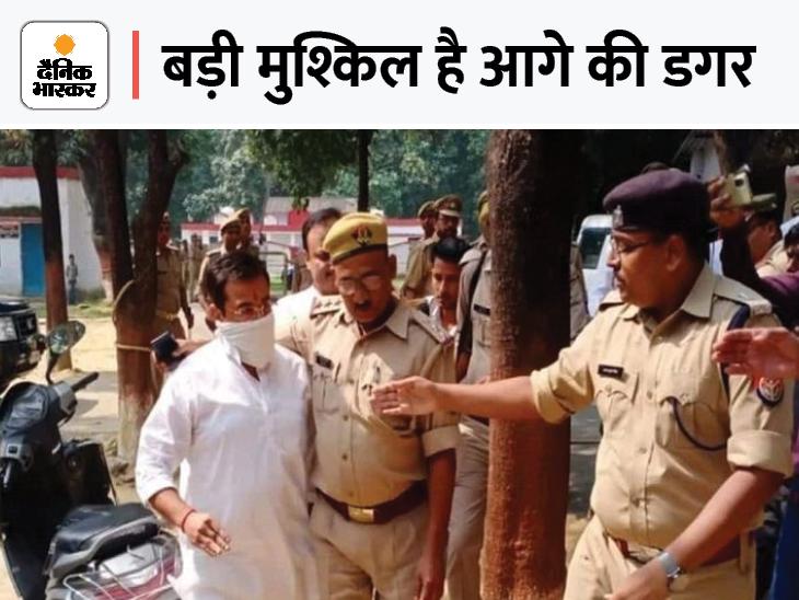 लखीमपुर हिंसा के आरोपी आशीष से पूछताछ कर जुटाएगी साक्ष्य, आगे की राह मुश्किल; जल्द दाखिल होगी चार्जशीट लखीमपुर-खीरी,Lakhimpur-Kheri - Dainik Bhaskar