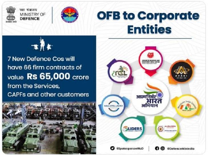 15 अक्टूबर को देश को मिलेगी बड़ी सौगात, 7 नई कंपनियां होंगी लॉन्च बिजनेस,Business - Dainik Bhaskar