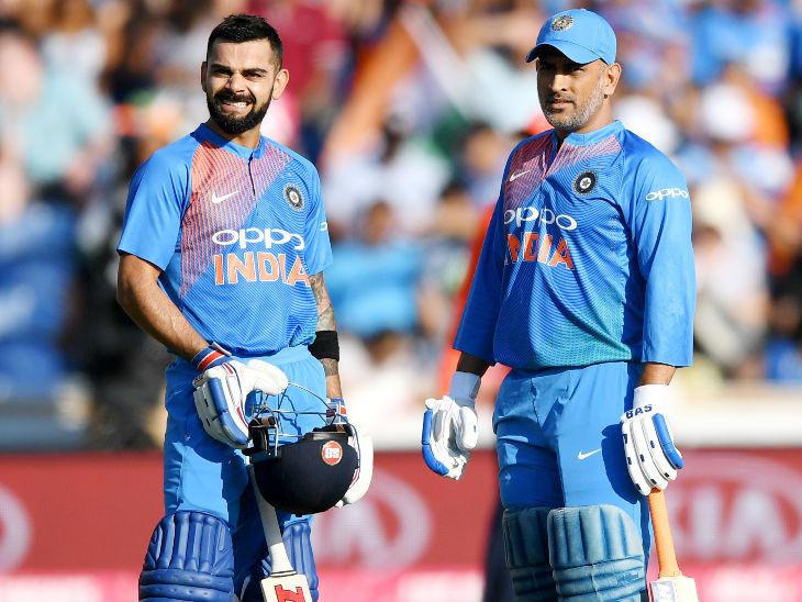 BCCI के पूर्व सिलेक्टर ने कहा- टीम इंडिया के लिए माही से बेहतर कोई और मेंटर हो ही नहीं सकता|स्पोर्ट्स,Sports - Dainik Bhaskar