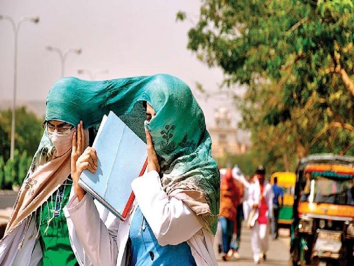 बिहार में 180 दिनों बाद मौसम 24 घंटे तक पूरी तरह से शुष्क, 14 अक्टूबर तक गर्मी का अलर्ट|पटना,Patna - Dainik Bhaskar