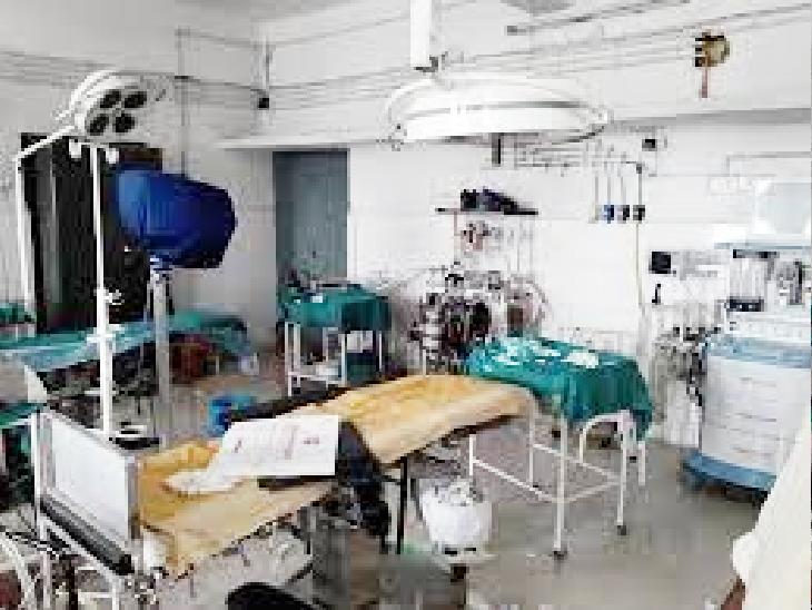 पटना के NMCH में बेहोशी का सिस्टम फेल होने से नहीं हो रहा ऑपरेशन, ENT विभाग में एनेस्थीसिया की व्यवस्था नहीं|पटना,Patna - Dainik Bhaskar