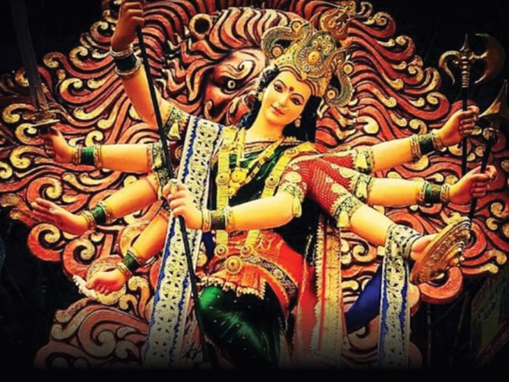 दुर्गाष्टमी 13 को और महानवमी 14 अक्टूबर को, इन तिथियों में देवी की विशेष आराधना और कन्या पूजा की परंपरा|धर्म,Dharm - Dainik Bhaskar