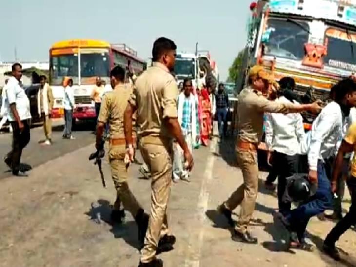 खाद वितरण केंद्र संचालक पर लगाया घोटाला करने का आरोप, SDM ने दिए जांच के आदेश|हमीरपुर,Hamirpur - Dainik Bhaskar