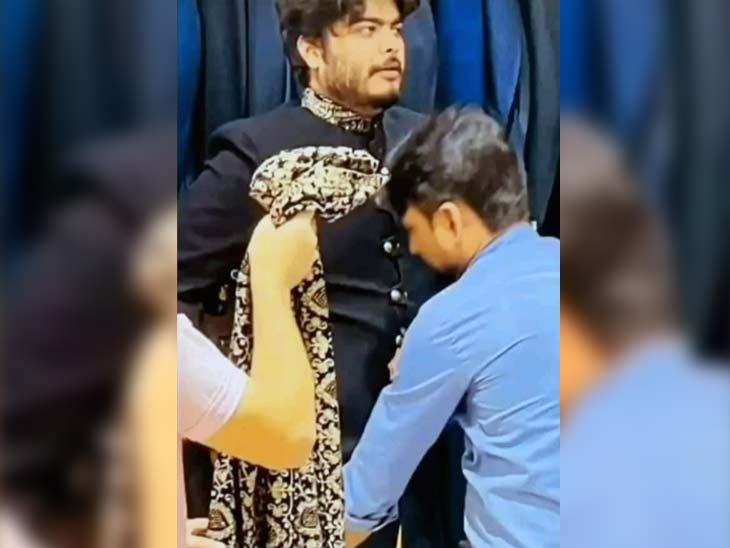 13 को जाएगी बारात,डॉक्टर है ओसामा की होने वाली पत्नी,शहाबुद्दीन ने किया था बहू कोपसंद|सीवान,Siwan - Dainik Bhaskar