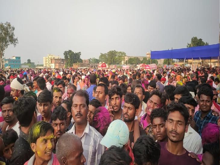 परिवर्तन की लहर में चित्त हो रहे मुखिया, 17 में सिर्फ गंगा पासवान को दोबारा जनता ने चुनाव मधेपुरा,Madhepura - Dainik Bhaskar