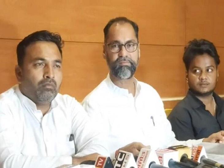 MLA टीनू ने कहा- अमरिंदर के करीबी धर्मसोत को बचा रहे CM चन्नी और मंत्री वेरका; पोस्टमैट्रिक स्कॉलरशिप घोटाले में सिर्फ अफसरों पर कार्रवाई|जालंधर,Jalandhar - Dainik Bhaskar