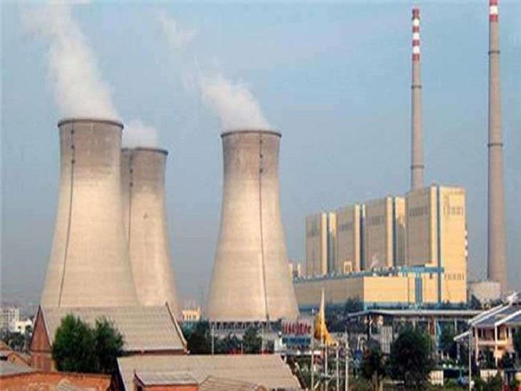 पानीपत थर्मल के 4 में से सिर्फ 2 यूनिट में उत्पादन; अधिकारियों का दावा- हमारे पास कोयले का एक महीने का स्टॉक|रोहतक,Rohtak - Dainik Bhaskar