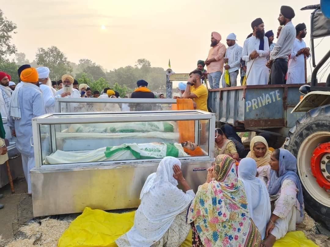 3 अक्टूबर को लखीमपुर में भड़की हिंसा में 9 लोगों की मौत हुई थी। इनमें 4 किसान और 1 पत्रकार था।