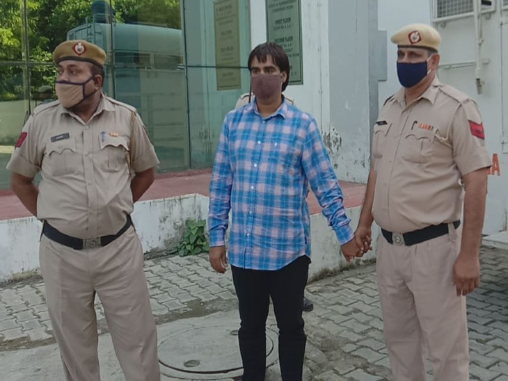 बहन के प्रेम विवाह से खफा भाइयों ने 5 साल पहले उसके पति, सास और ससुर को मारी थी गोलियां; एक भगोड़ा करार सोनीपत,Sonipat - Dainik Bhaskar
