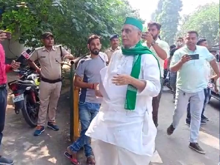 हरी टोपी और गमछा बनेगी उपचुनाव में पार्टी कार्यकर्ताओं की नई पहचान, विधायकों और हारे प्रत्याशियों को पंचायतों में कैंप करने का दिया निर्देश|बिहार,Bihar - Dainik Bhaskar