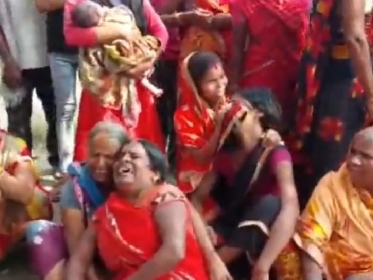 जहानाबाद में पटना-गया रेलखंड पर मिली लाश, मृतक की हुई पहचान, पुलिस ने शव को कब्जे में लिया|बिहार,Bihar - Dainik Bhaskar