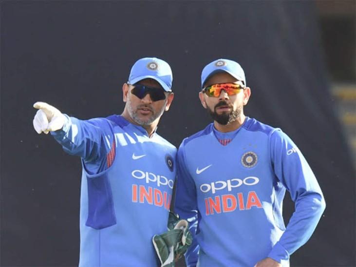 टीम इंडिया के मेंटर की भूमिका के लिए कोई फीस नहीं लेंगे माही, BCCI सेक्रेटरी ने किया कन्फर्म|क्रिकेट,Cricket - Dainik Bhaskar