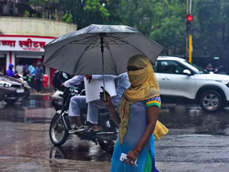 मानसून वापस, राज्य का अधिकतम पारा 36 डिग्री सेल्सियस के पार, अक्टूबर के अंतिम सप्ताह तक आएगी गुलाबी ठंड|बिहार,Bihar - Dainik Bhaskar