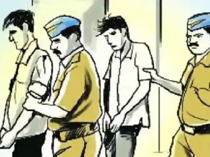 आईपीएल मैच का सट्टा लगा रहे तीन आरोपी गिरफ्तार, पुलिस को मोबाइल, लैपटॉप सहित 10 लाख का माल मिला उमरिया,Umaria - Dainik Bhaskar