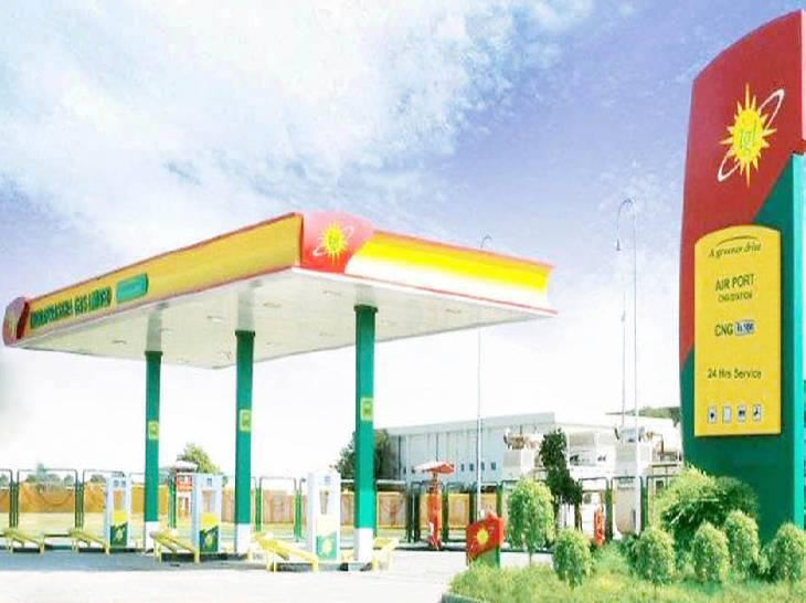 गाजियाबाद-नोएडा में CNG के दाम 2.28 रुपये प्रति किलो बढ़े, 13 अक्टूबर की सुबह 6 बजे से नए रेट होंगे लागू|गौतम बुद्ध नगर,Gautambudh Nagar - Dainik Bhaskar