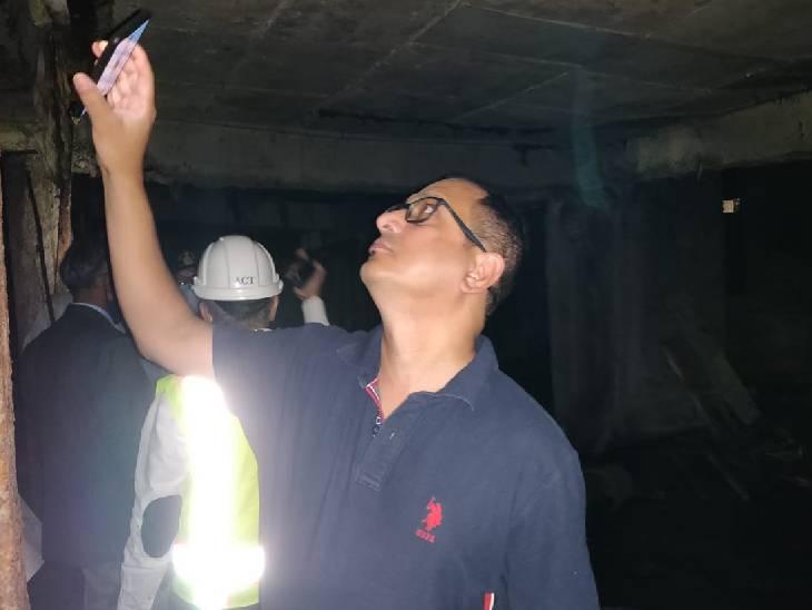 नोएडा में सुपरटेक एमराल्ड के टावरों पर कार्रवाई के लिए समिति गठित, सीबीआरआई , इंडियन डिमोलिशन एसोसिएशन और एनबीसीसी शामिल|गौतम बुद्ध नगर,Gautambudh Nagar - Dainik Bhaskar