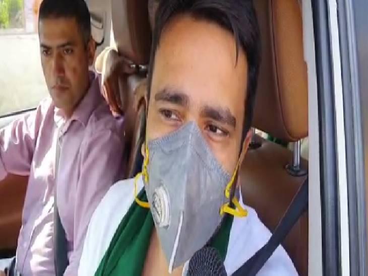 पीलीभीत से किसानों की अंतिम अरदास में शामिल होने के लिए निकले, मंत्री अजय मिश्रा के इस्तीफे की मांग की|पीलीभीत,Pilibheet - Dainik Bhaskar