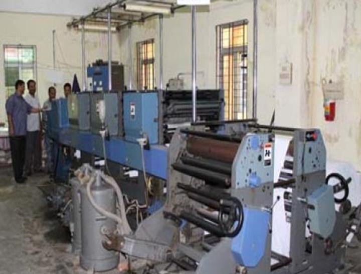 इंदौर की सरकारी प्रेस बंद, भोपाल से 3 माह से ऋण पुस्तिका ही नहीं आ रही|इंदौर,Indore - Dainik Bhaskar