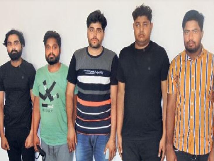 रीट पेपर लीक में बत्तीलाल की गिरफ्तारी के बाद और परतें उधड़नी शुरू हो गई हैं। - Dainik Bhaskar