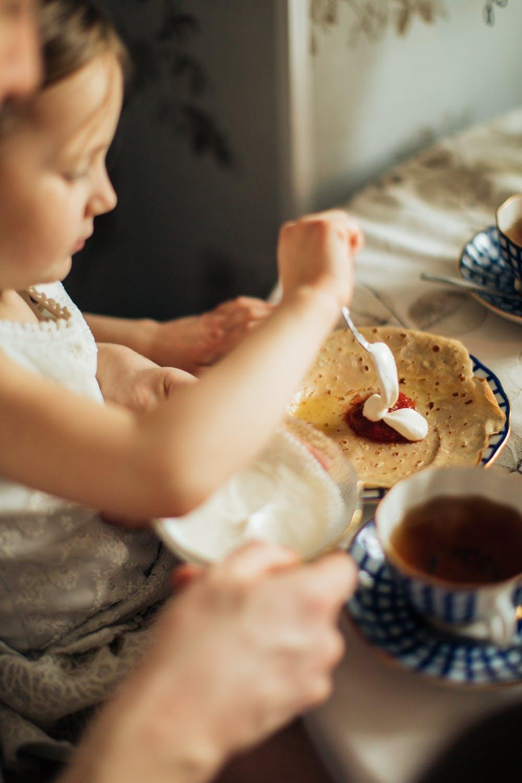 बच्चों में घर के बने खाने की आदत डालें