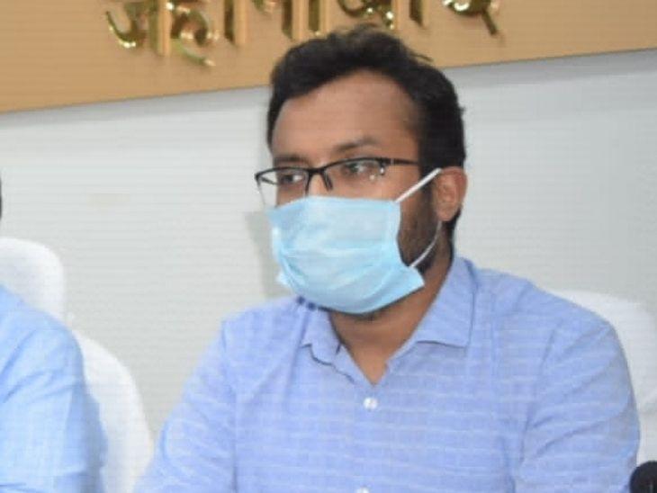 जहानाबाद के DDC मुकुल कुमार गुप्ता की रांची में शादी होनी है।