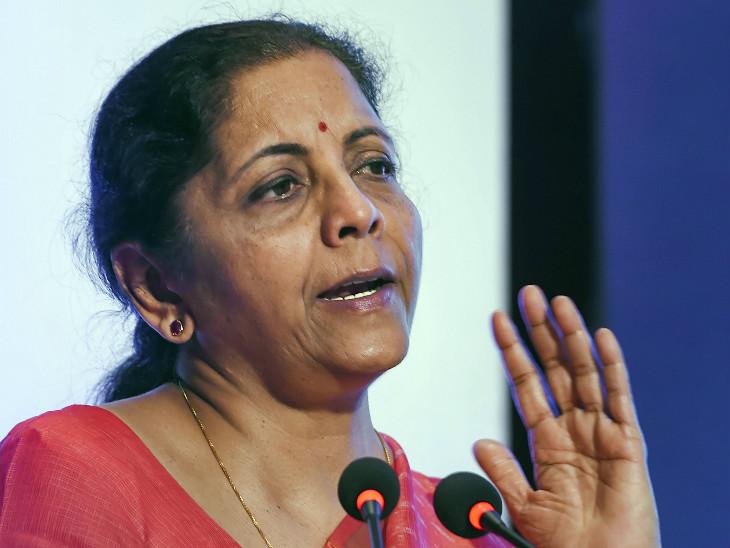 वित्त मंत्री सीतारमण ने कोयले की कमी को लेकर आ रहीं खबरों को ठहराया बेबुनियाद, कहा 'देश में कोयले की कोई कमी नहीं'|बिजनेस,Business - Dainik Bhaskar