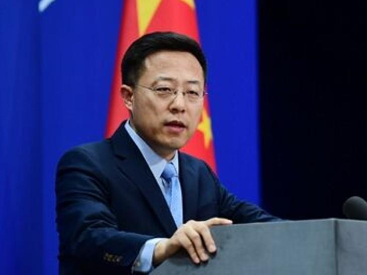 चीन के विदेश मंत्रालय के प्रवक्ता झाओ लिजियन।