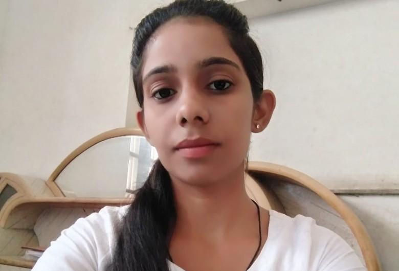 युवती को लेने आए ताऊ की आंखों के सामने हुआ हादसा, विदेश जाने के लिए IELTS कर रही थी मृतका; पेट के ऊपर से गुजरा टायर|करनाल,Karnal - Dainik Bhaskar
