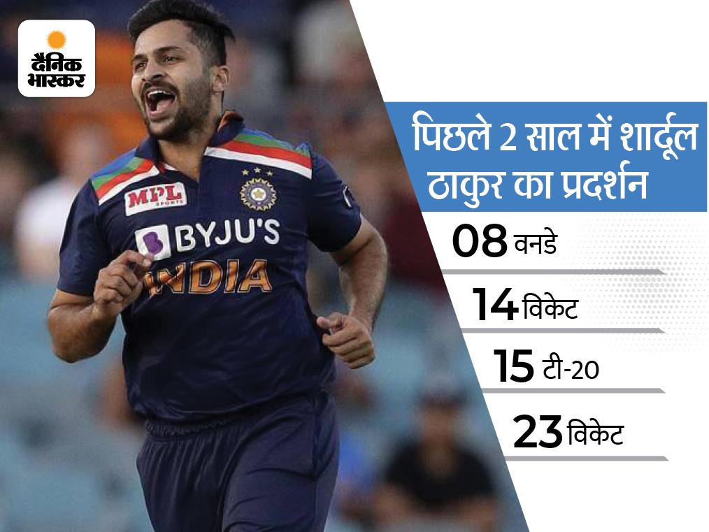 गोल्डन आर्म और लोअर ऑर्डर में बेहतर बल्लेबाजी; इसके साथ ही हार्दिक का खराब फॉर्म भी रहा प्रमुख कारण|T20 वर्ल्ड कप,T20 World Cup - Dainik Bhaskar