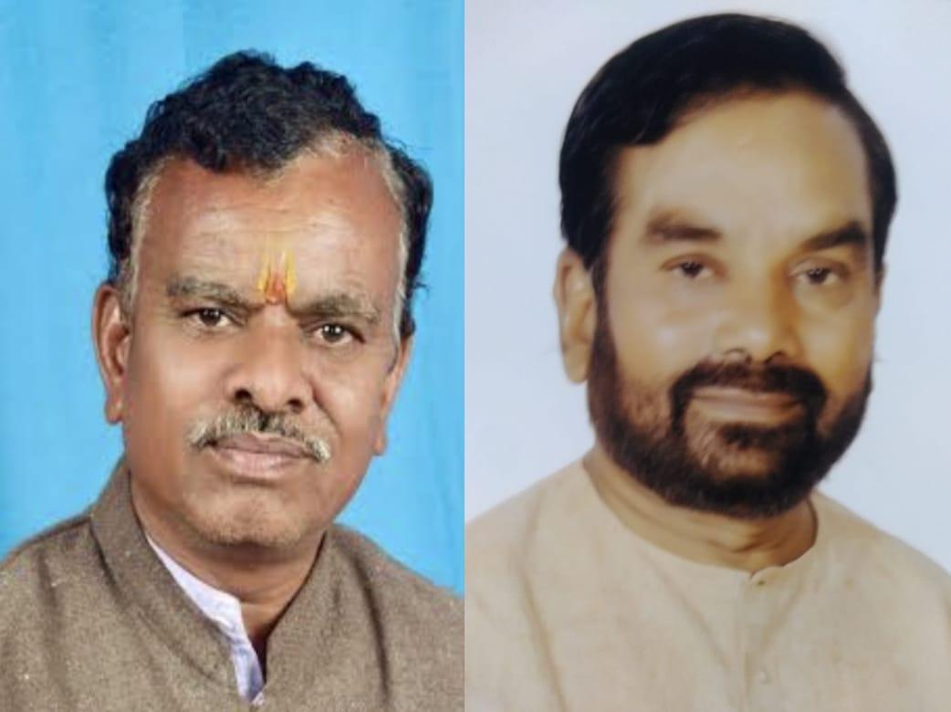 भाजपा नेता ने ही अपनी पार्टी के पूर्व विधायक पर लगाया आरोप, SDM को लिखा खत, पुलिस में शिकायत करने पहुंचे नत्थनशाह|छिंदवाड़ा,Chhindwara - Dainik Bhaskar