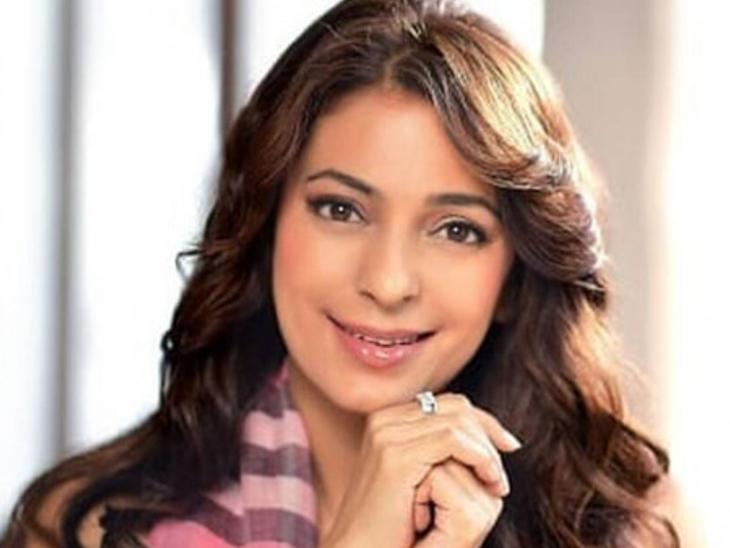 कपिल शर्मा शो में जूही चावला ने बताया फिल्म 'डर' के लिए शाहरुख खान नहीं थे यश चोपड़ा की पहली पसंद बॉलीवुड,Bollywood - Dainik Bhaskar