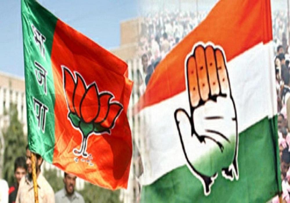 BJP के मंत्री-नेता गांव-गांव तक चुनाव प्रचार में जुटे, कांग्रेस के नेताओं ने कमलनाथ के जाते ली रवानगी; रावण दहन करके आएंगे|खंडवा,Khandwa - Dainik Bhaskar