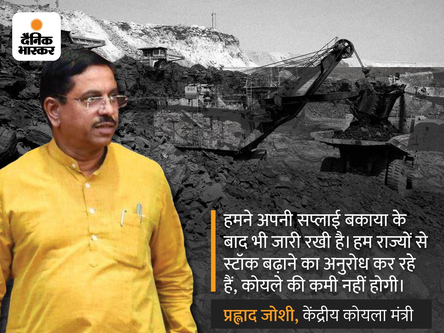 बीते सालों में भी देश में कोयले की कमी देखी गई, जानिए भारत समेत पूरी दुनिया में कितना कोल प्रोडक्शन किया जाता है|बिजनेस,Business - Dainik Bhaskar