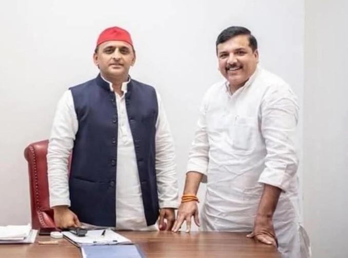 दोनों ही पार्टियों ने बिजली को लेकर किया एक जैसा एलान, गठबंधन के आसार|कानपुर,Kanpur - Dainik Bhaskar