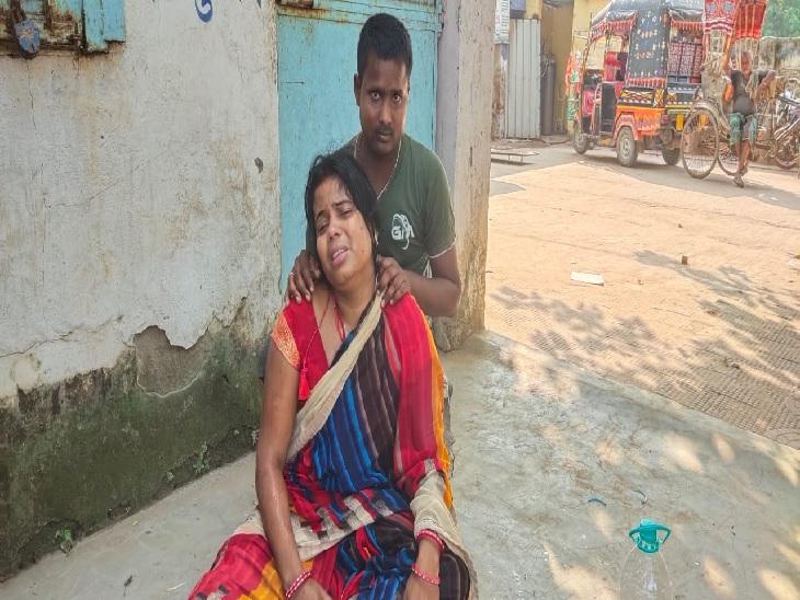 ठाकुरबाड़ी मंदिर के पास खेलने के दौरान पैर फिसलने से पोखर में डूबा युवराज, परिजनों का रो-रोकर बुरा हाल|भोजपुर,Bhojpur - Dainik Bhaskar