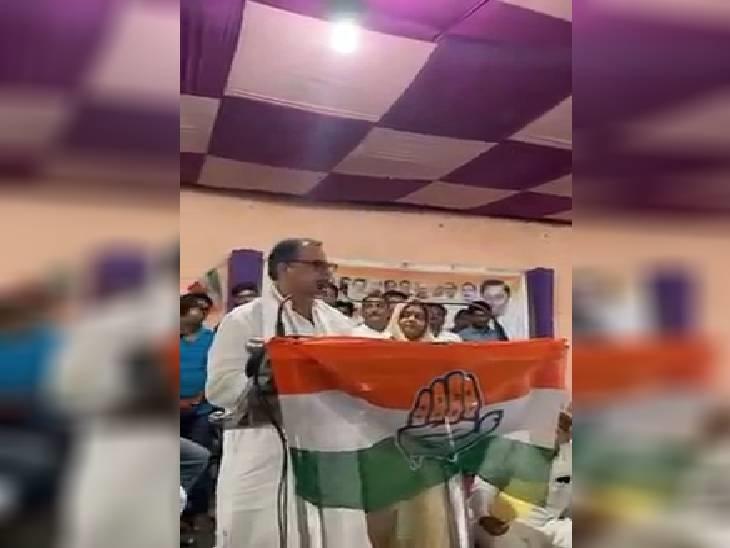 कांग्रेस के स्टार प्रचारक अजय सिंह चुनाव बोले- आर्यन के पास कुछ नहीं मिला, कोई सबूत नहीं है; आज कौन बच्चा है, जो नशा नहीं करता|सतना,Satna - Dainik Bhaskar