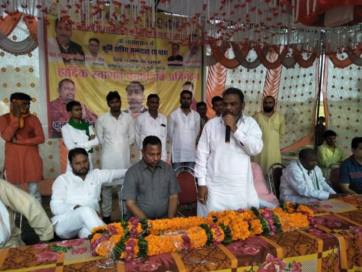 पूर्व सांसद बालकुमार पटेल ने कहा- ऐसी सरकार को सत्ता में रहने का अधिकार नहीं, अन्नदाता ही इनको प्रदेश से हटाएंगे चित्रकूट,Chitrakoot - Dainik Bhaskar