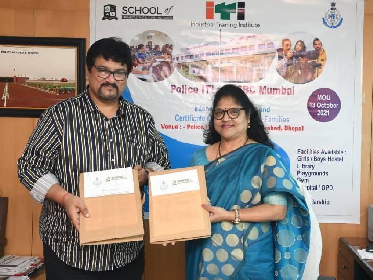 पुलिस परिवार के बच्चे अब एक्टिंग, वीडियो एडिटिंग सीखेंगे, नए कोर्सेस शुरू होंगे; ट्रेनिंग भी मिलेगी भोपाल,Bhopal - Dainik Bhaskar