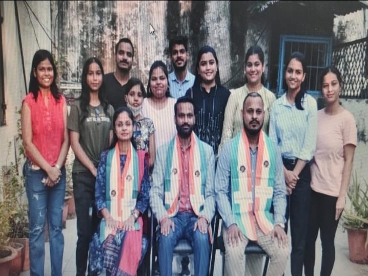 लखनऊ केंद्र की मेरिट में बेटियों का दबदबा, टॉप 5 में से 4 रैंक पर बेटियां रही काबिज लखनऊ,Lucknow - Dainik Bhaskar