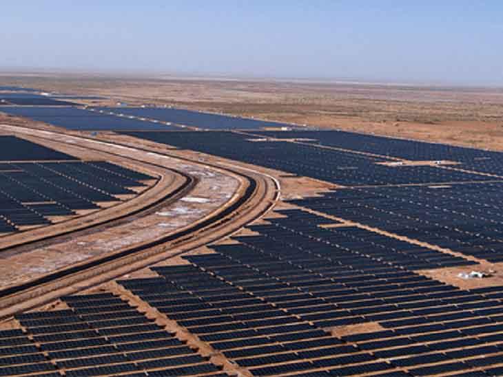 इस समय 7,223 मेगावाट के सौर ऊर्जा संयंत्र स्थापित, 4,310 मेगावाट के पवन ऊर्जा संयंत्र से|जोधपुर,Jodhpur - Dainik Bhaskar