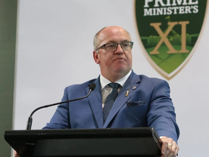 ICC News |  Cricket Australia President Earl Eddings resigns |  Earl Eddings resigns as chairman, retires from annual normal assembly 24 hours in the past