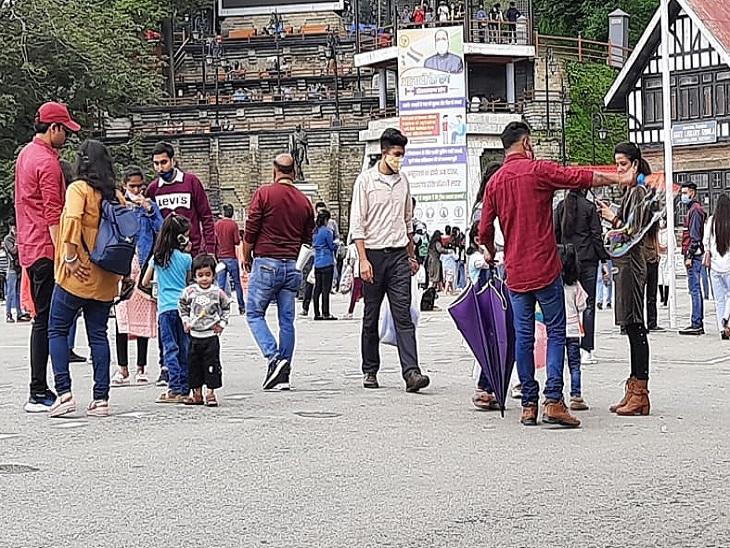 हिमाचल प्रदेश में सैलानियों के लिए विशेष पैकेज जारी किया गया है। - Dainik Bhaskar