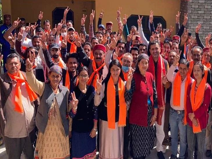 नामांकन वापस न लेने पर पार्टी ने की कार्रवाई, सेब मिला चुनाव चिन्ह; बोले- पार्टी से निकाला... कमल को कैसे दिल से निकाल पाओगे शिमला,Shimla - Dainik Bhaskar