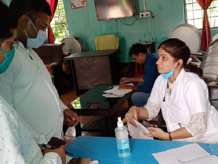 वोटर लिस्ट से देखकर आपके घर आएंगी आशा कार्यकर्ता, वैक्सीन ली या नहीं, बताना होगा; अभी चल रही ट्रेनिंग|बिहार,Bihar - Dainik Bhaskar