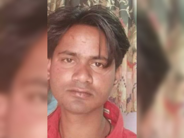 अज्ञात बदमाशों ने घर में घुसकर युवक के गले पर किए दो वार, परिजनों का शव लेने से इनकार, आरोपी की गिरफ्तारी की मांग|राजसमंद,Rajsamand - Dainik Bhaskar