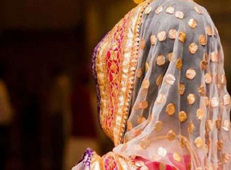 दलाल ने नवरात्रि में दूसरी लड़की से शादी कराने की कही थी बात, डेढ़ लाख में हुआ था सौदा|जयपुर,Jaipur - Dainik Bhaskar