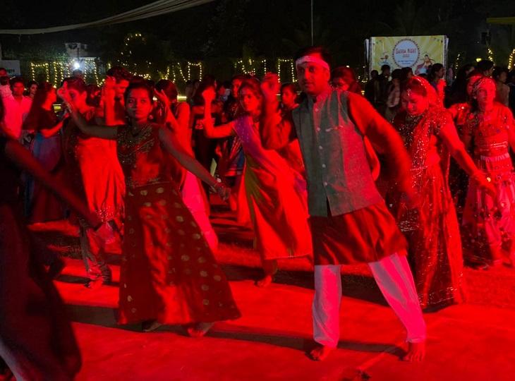 पहली बार हो रहा आयोजन, एक हजार से ज्यादा युवा ले रहे हिस्सा; अष्टमी के दिन रही सबसे ज्यादा भीड़ जगदलपुर,Jagdalpur - Dainik Bhaskar