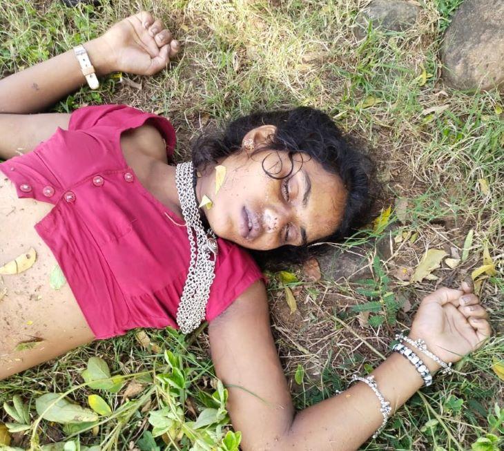 प्रेमी युगल ने की आत्महत्या, जंगल में मिला विवाहिता का शव, उससे 20 फीट दूरी पर मिला युवक, विवाहिता के डेढ़ साल बच्चा था, युवक घर का इकलौता बांसवाड़ा,Banswara - Dainik Bhaskar