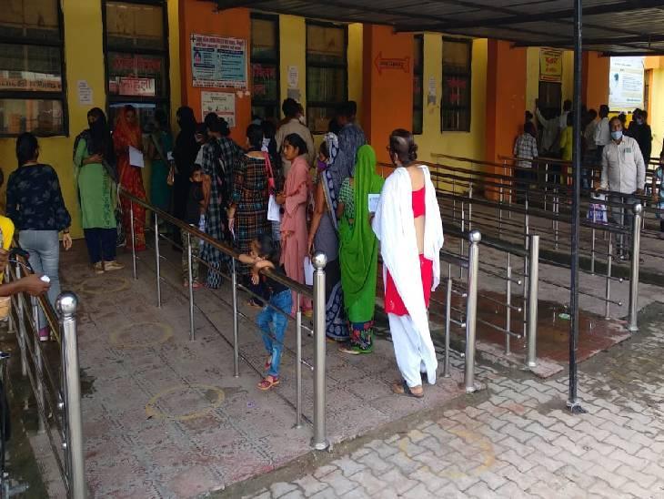 66 लोगों की कराई गई जांच, 26 मिले डेंगू पॉजिटिव; जिला अस्पताल में 20 का चल रहा इलाज|मैनपुरी,Mainpuri - Dainik Bhaskar