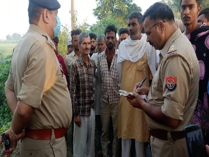 छपरौली जाते समय बदमाशों ने किया हमला, मौत|बागपत,Baghpat - Dainik Bhaskar